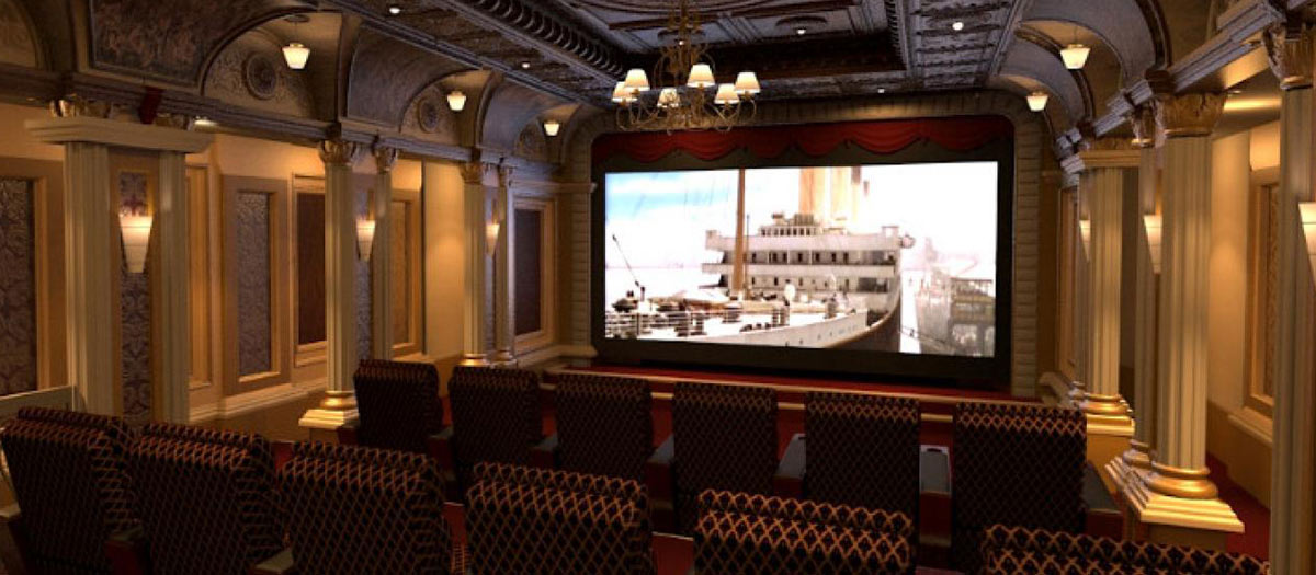 header home theater