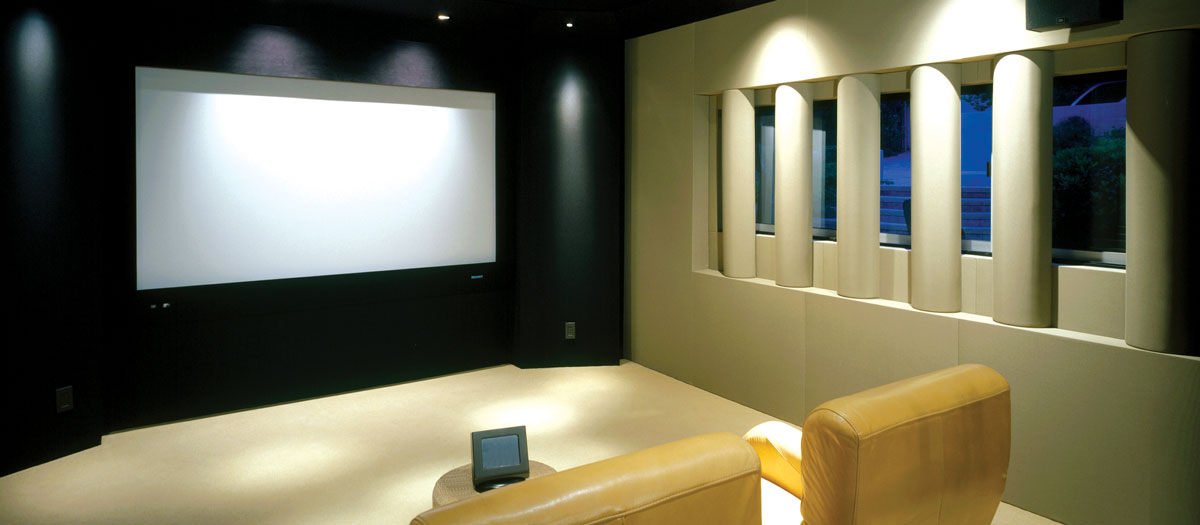 Your Source For Custom Home Theater Systems
