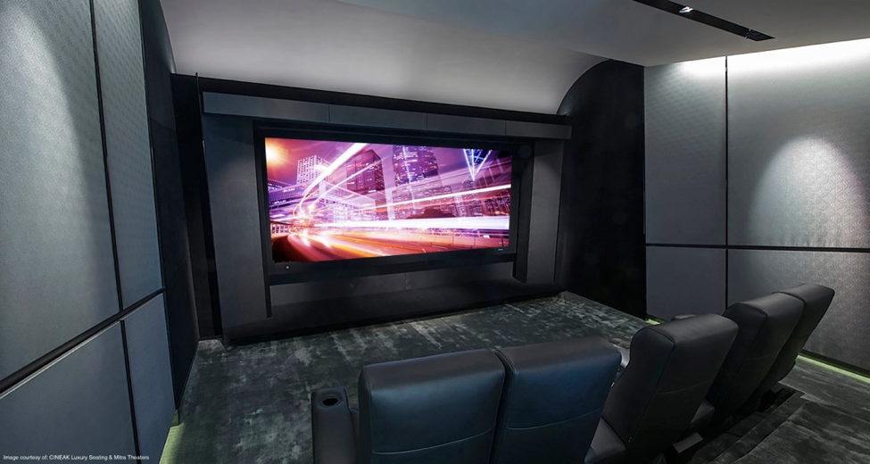 3 Essential Features for Your Customized Home Theater