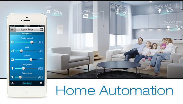 Smart Home Automation, Where Control and Elegance Converge